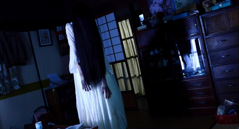 Movie Review: The Japanese Ring vs. Grudge Horror Film Is Really Bad