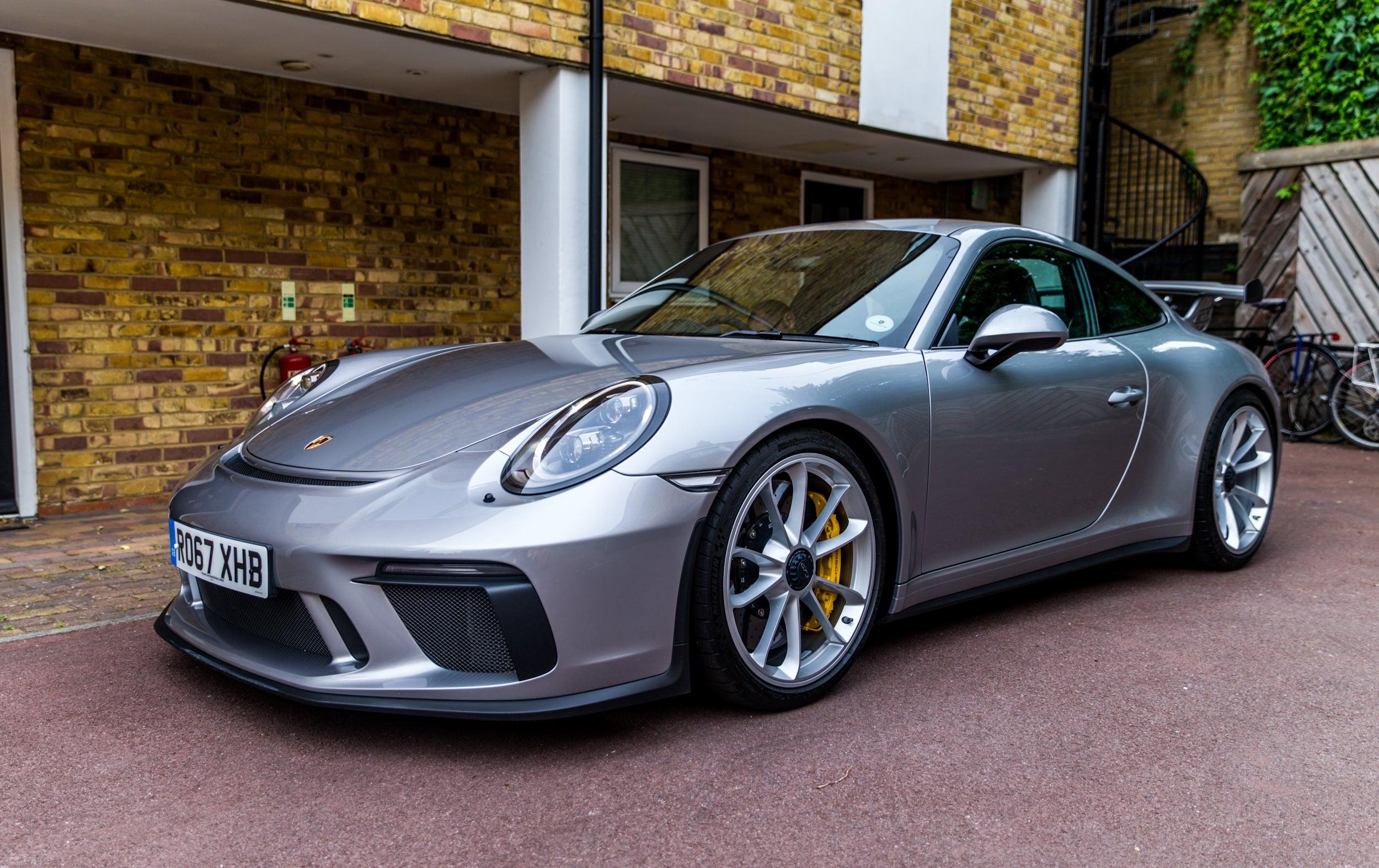 A 2018 Porsche 911 GT3 Is Also A Surprisingly Great Road Trip Car