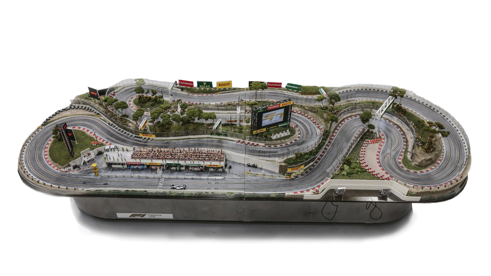 If Money Can't Buy Happiness, Why Does This $30,000 Slot Car Track Exist?