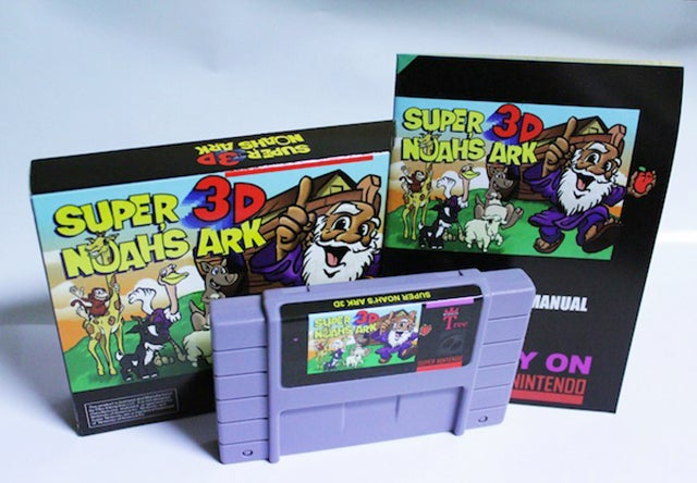 People Are Making New Games For 30-Year-Old Consoles