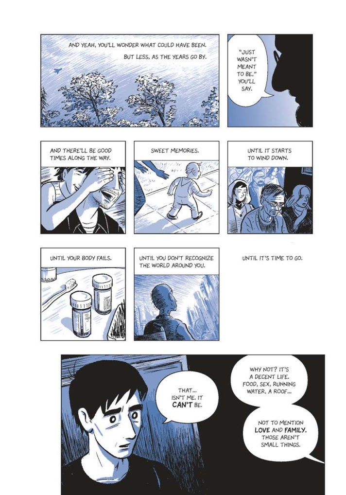 The Sculptor Is the First Must-Read Graphic Novel of 2015