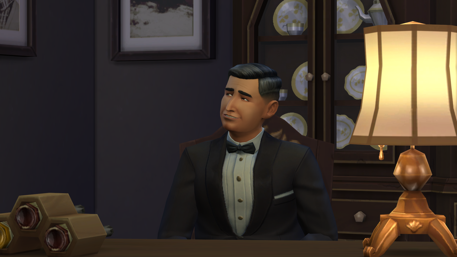 Downton Abbey, Made In The Sims 4