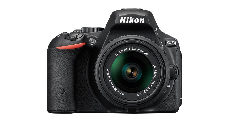 Nikon D5500: Nikon Finally Has a Touchscreen DSLR But Is It Too Late?
