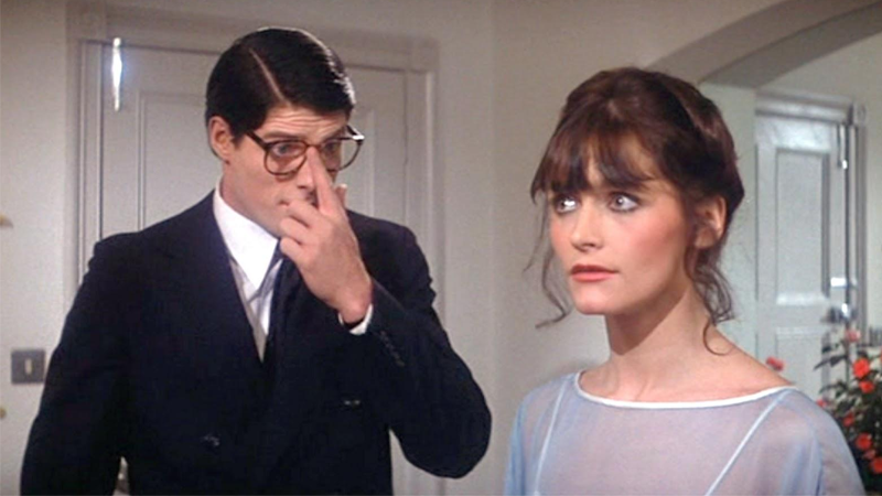 Christopher Reeve's Superman Showed Writer John Byrne How Clark Kent Was The Perfect Disguise