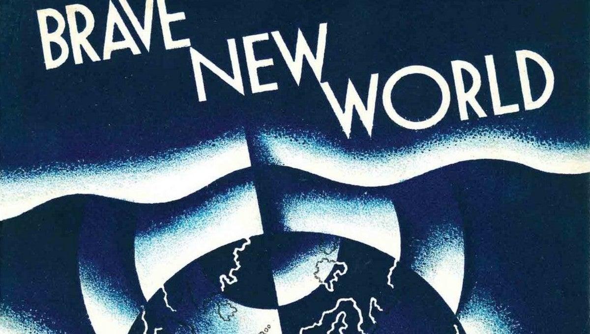 Aldous Huxley'sBrave New WorldIs Finally Coming To TV
