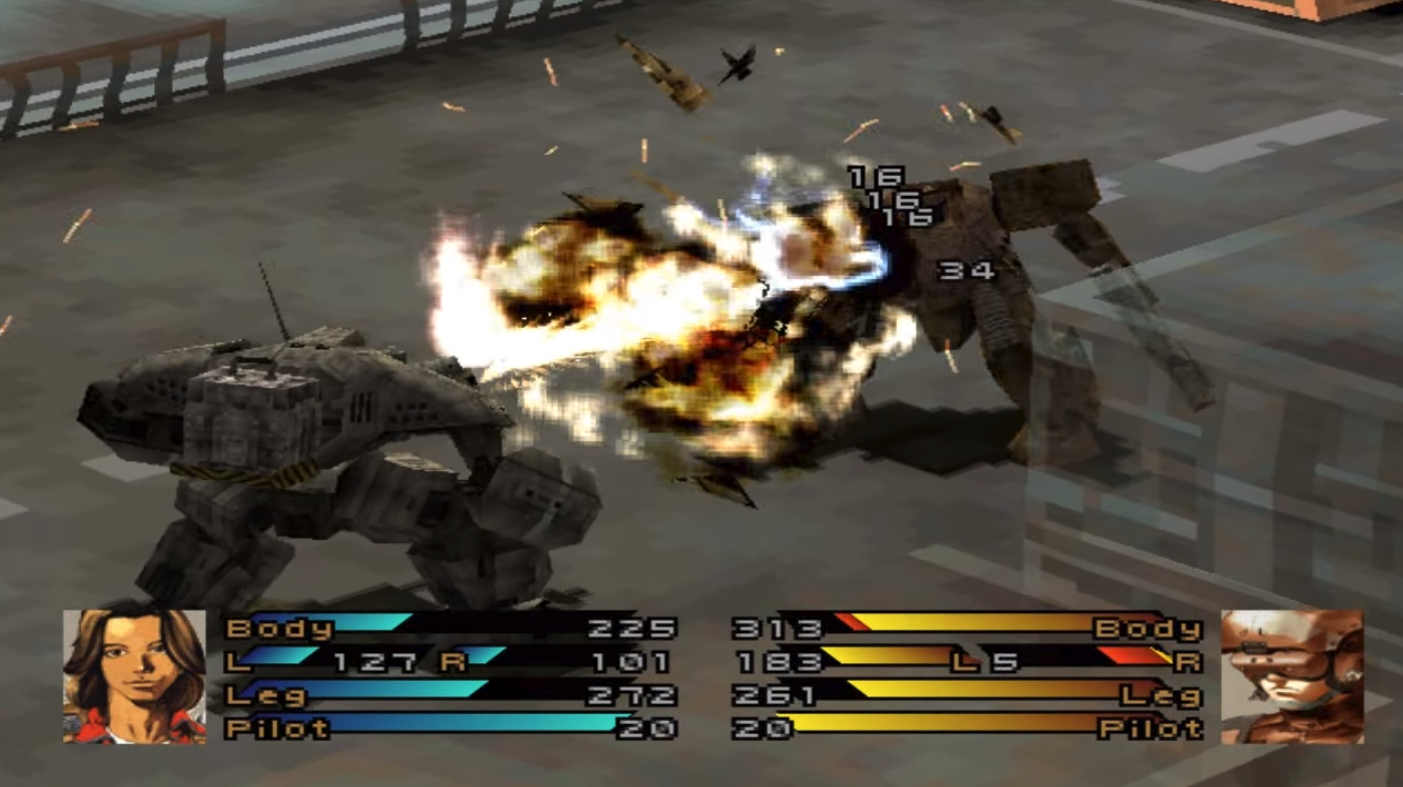The PS1 Strategy Game That Nails Robotic Destruction