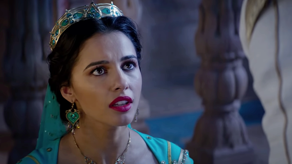 This New Aladdin Clip Gives Us More Of The Famous Balcony Scene And Naomi Scott's Beautiful Voice