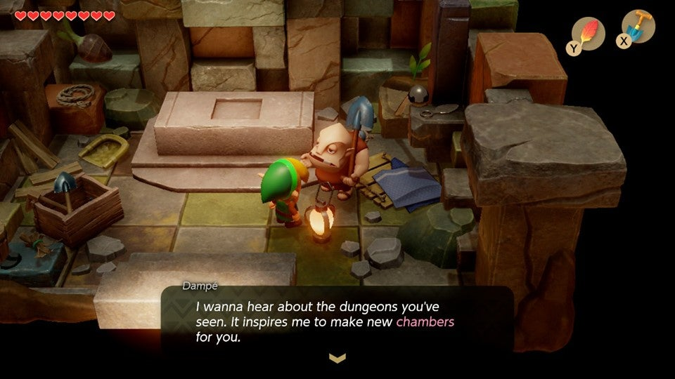 Zelda: Link's Awakening's Chamber Dungeons Are A Big Disappointment