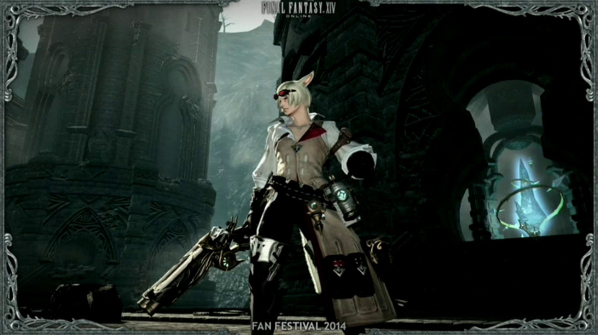 Check Out Final Fantasy XIV's New Race, Raid, and Jobs