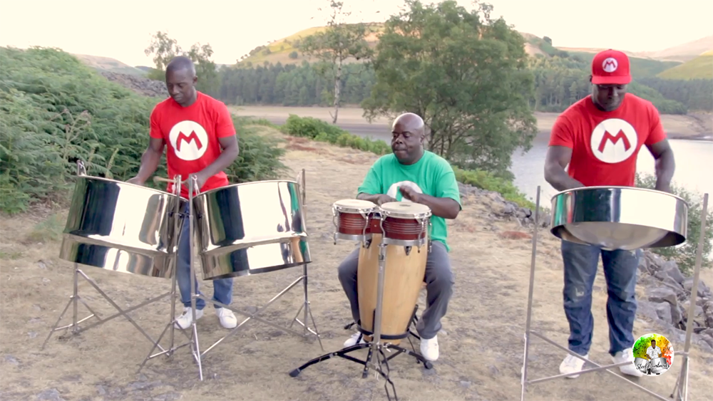 Video Game Music Performed With Steel Drums Has Changed My Life