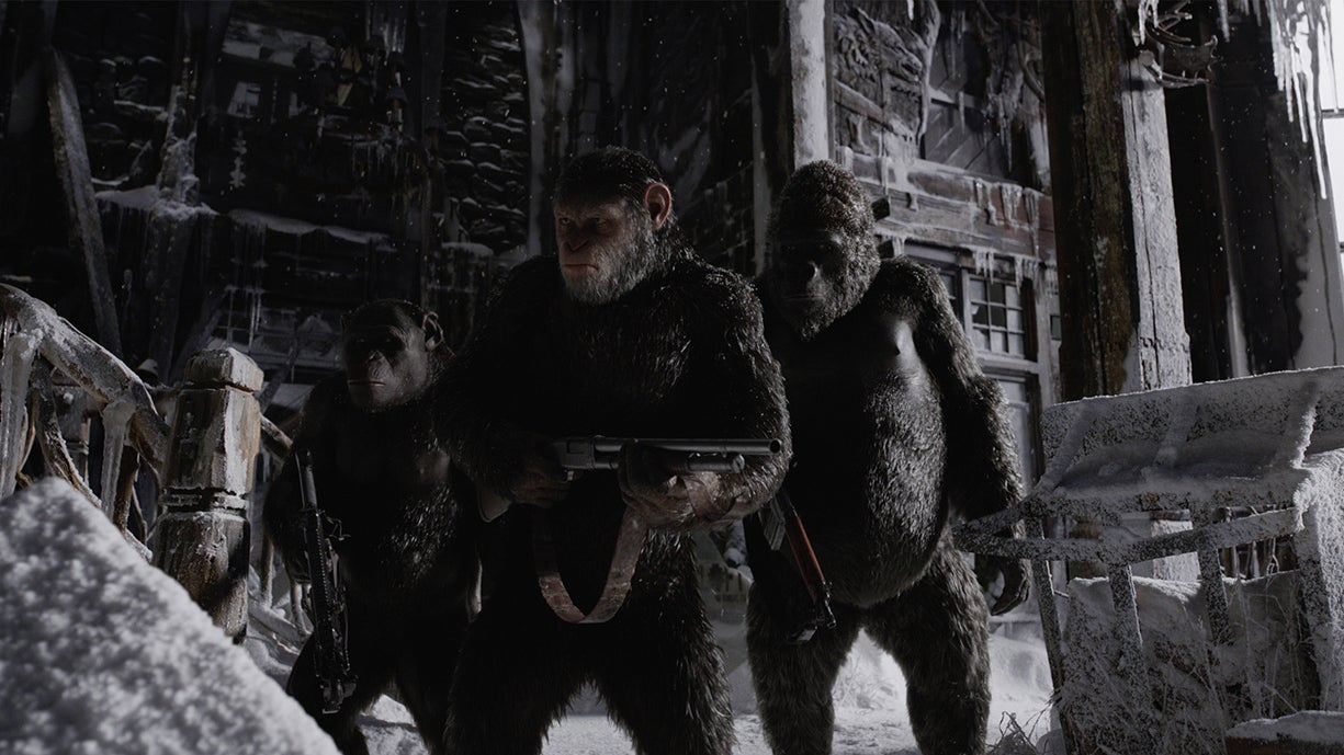 War For The Planet Of The ApesWill Be Getting A Serious Awards Push