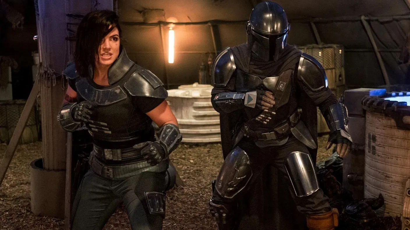 Watch The Cast Of The Mandalorian Describe Its Upcoming First Season