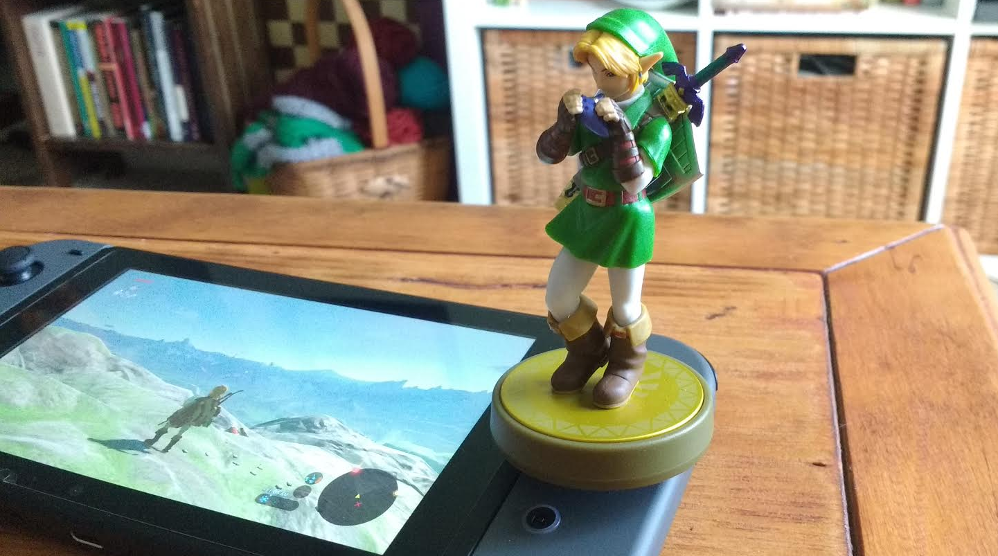 Zelda Breath Of The Wild Players Are Tricking Amiibos To