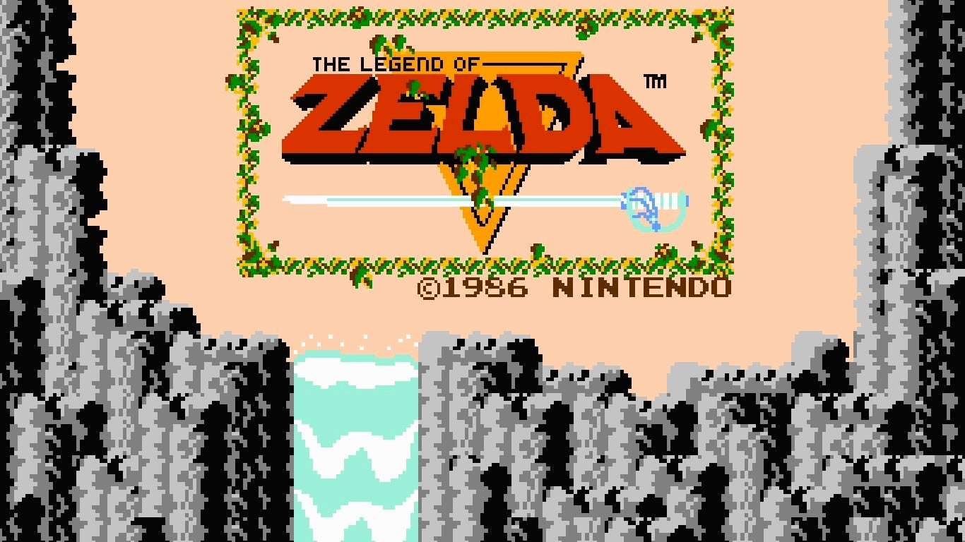 The Original Legend of Zelda Beaten In 30 Minutes, A New World Record