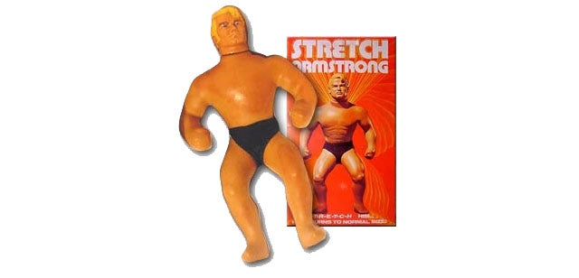 All the Weird Toys From Your Childhood