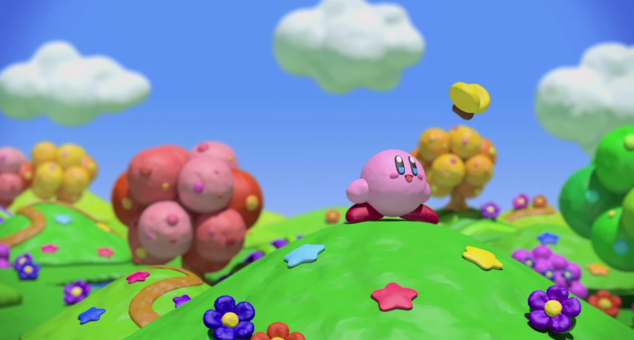 The First Kirby Game I Care About In Three Years