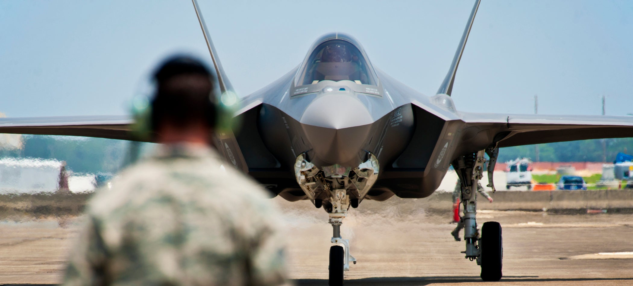 All US and UK F-35s Are Being Grounded (Again) Because of Engine Fires