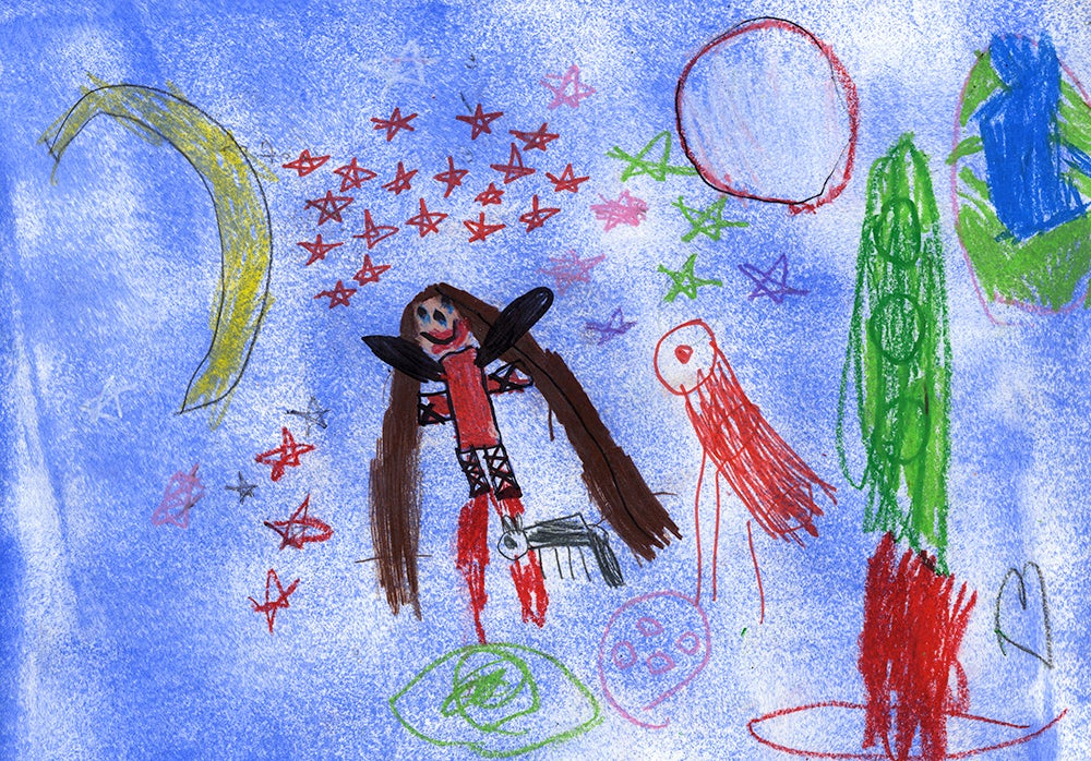 NASA Asked Kids to Draw Our Future And They Drew WALL-E