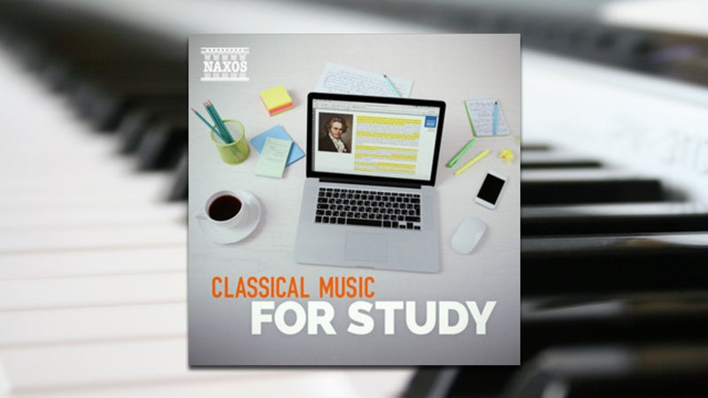 The Classical Music Study Playlist