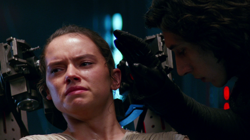 Josh Gad Ambushes Daisy Ridley With The Mother Of All Star Wars Spoiler Probes