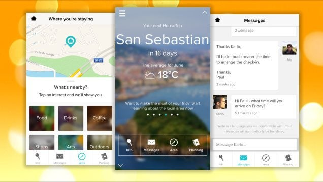 HouseTrip For iOS Finds Things For You to Do On Vacation