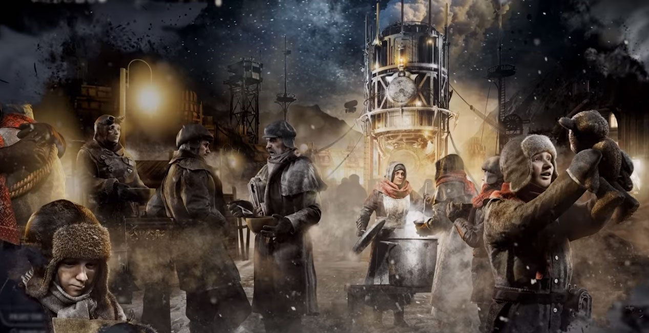 Frostpunk's Christmas Update Does Not Bring Good Tidings