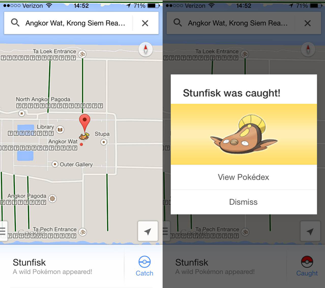 How To Find Pokémon On Google Maps