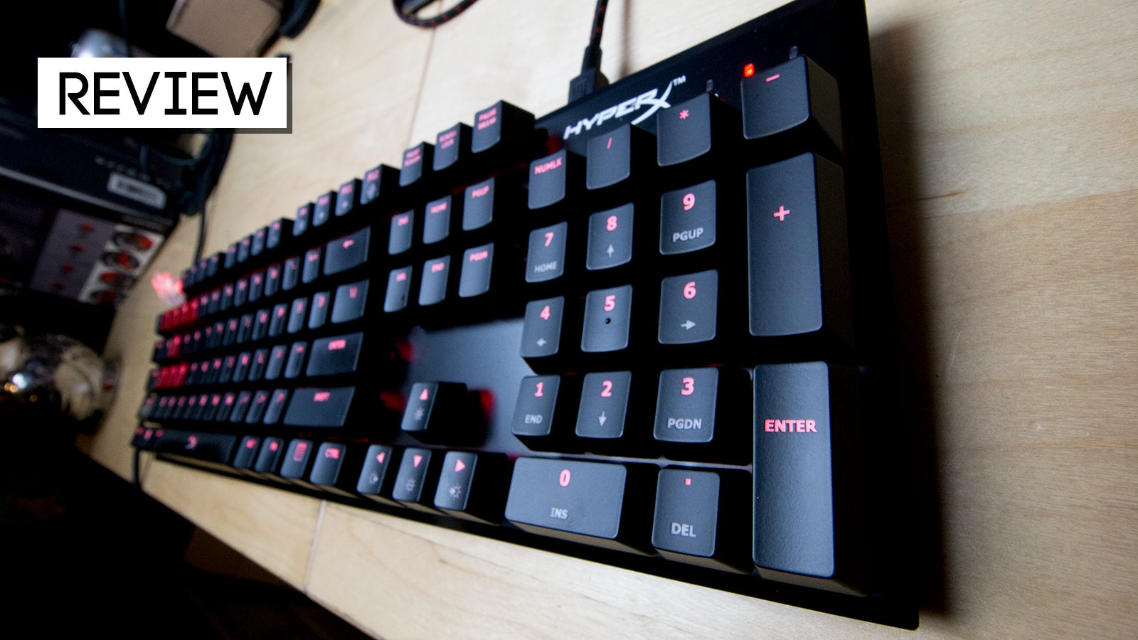 Hyperx Alloy Fps Mechanical Gaming Keyboard Review A Happy Minimum Circuit Board Images This Is The It Consists Of Steel Frame Printed Plastic Base 104 Cherry Mx Brown