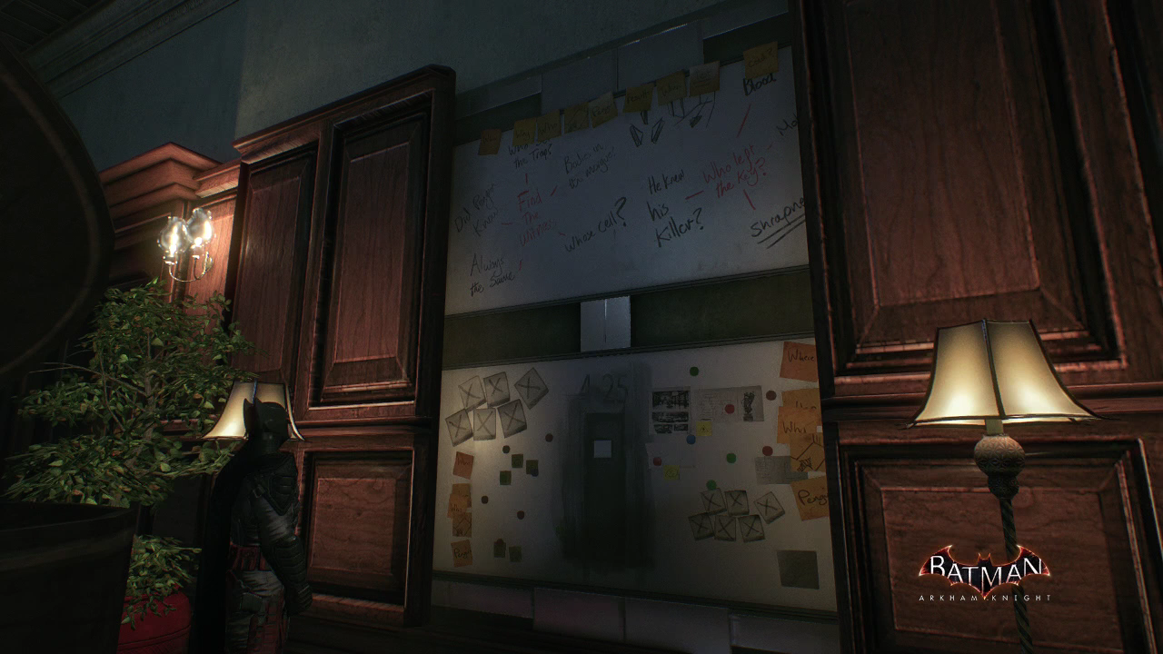 Rocksteady Hid One Hell Of An Arkham VR Easter Egg In Arkham Knight