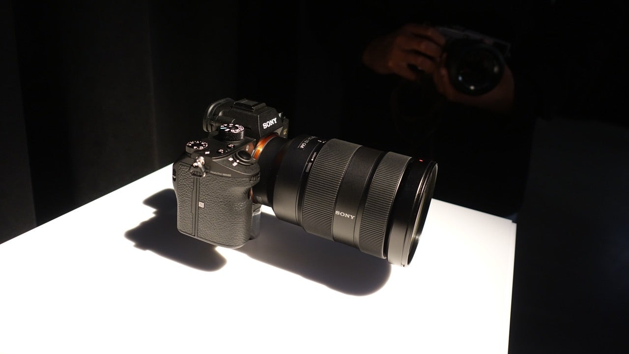 Sony Rivals Canon's Best Camera With The Badarse A9