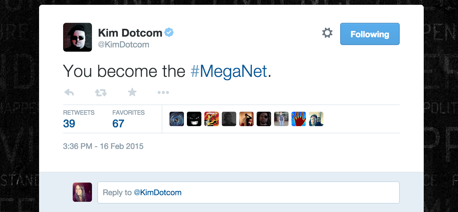 Kim Dotcom Is Rambling About Starting His Own Internet