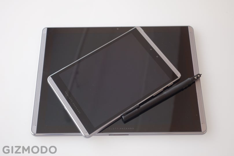 HP's Hybrid Pen-Stylus Is the Best Time I've Had Writing on a Tablet