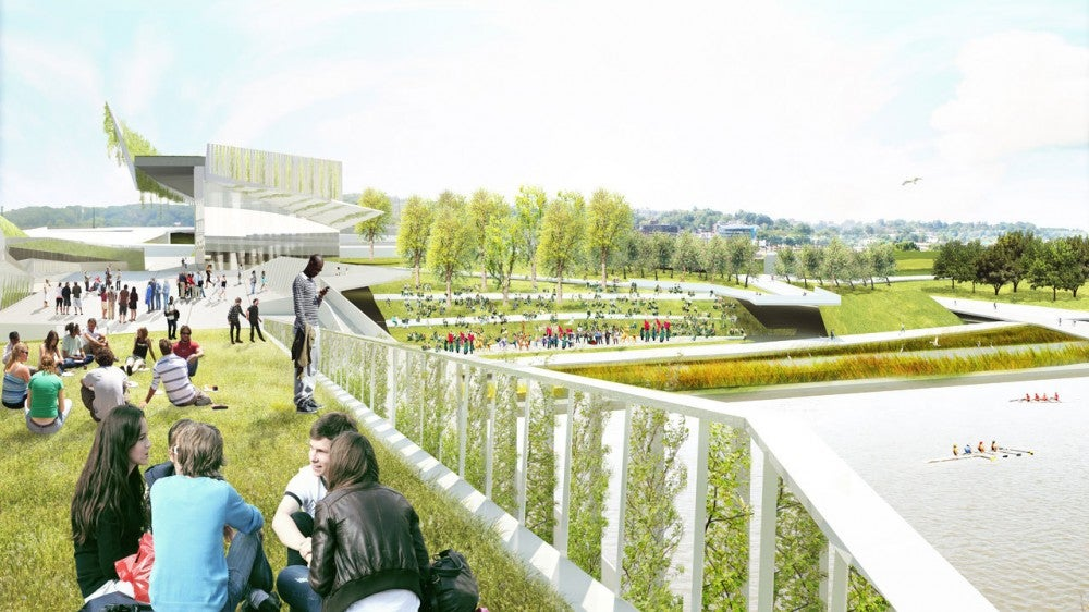 4 Futuristic Designs for DC's Very Own High Line