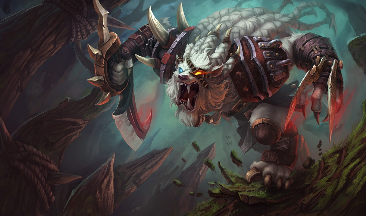 Five Of The Biggest Character Nerfs In League Of Legends History