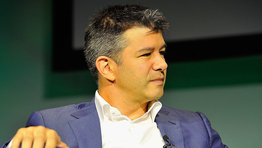 Embattled CEO Travis Kalanick Takes Leave Of Absence In Wake Of Uber's Sexual Harassment Investigation