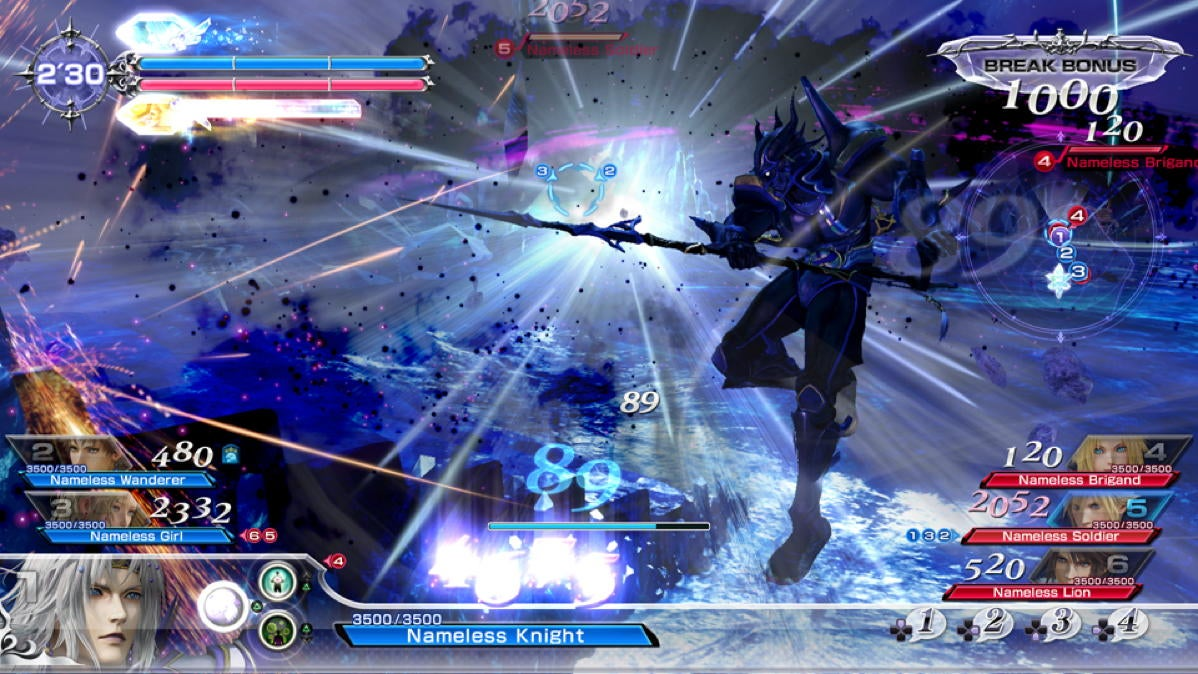 Dissidia Final Fantasy's First Major Tournament Shows Its Potential And Pitfalls