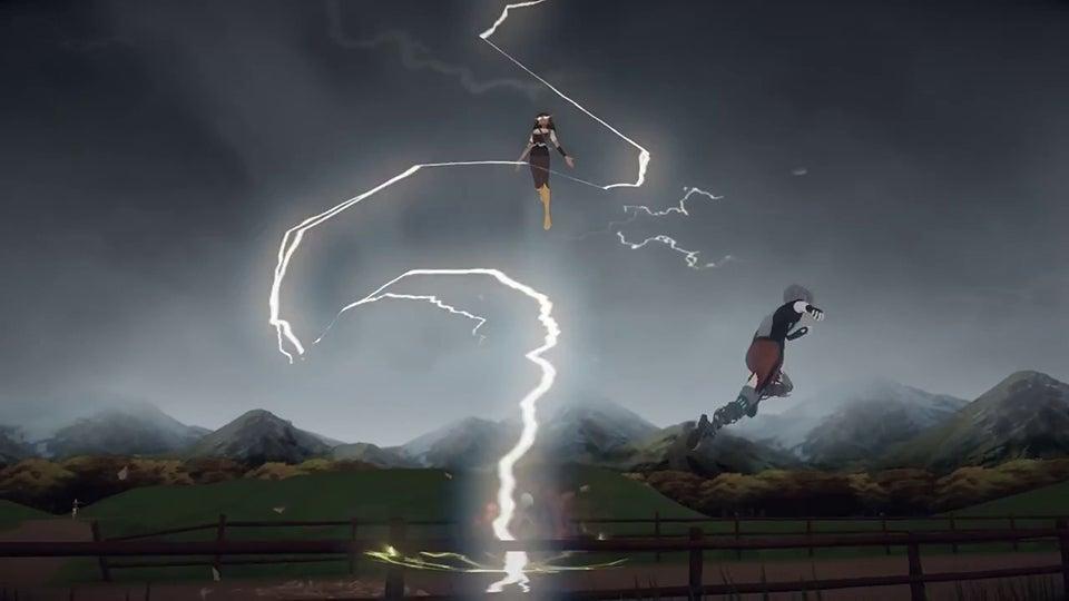 RWBY's Third Season Brings Grimm Fairytale Darkness