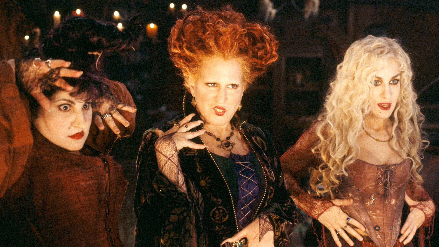 Bette Midler Is Not Cool With Disney's Hocus Pocus Remake