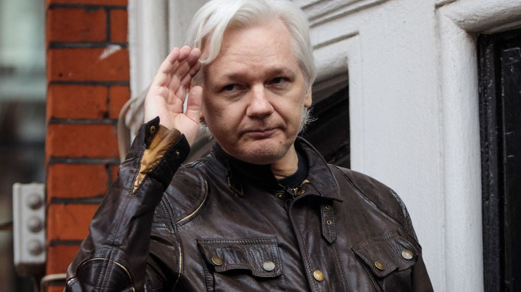 Julian Assange Steps Down From Position As WikiLeaks Editor-In-Chief