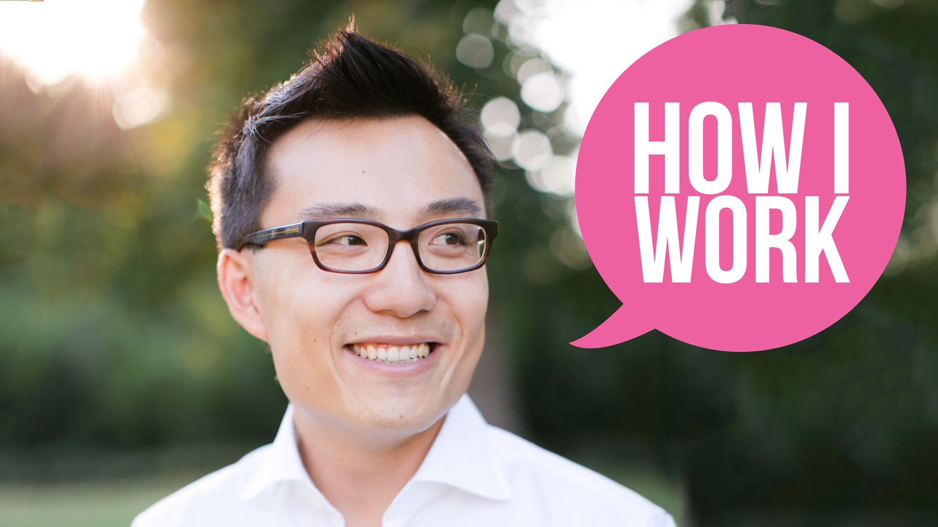 I'm DoorDash CEO Tony Xu, And This Is How I Work