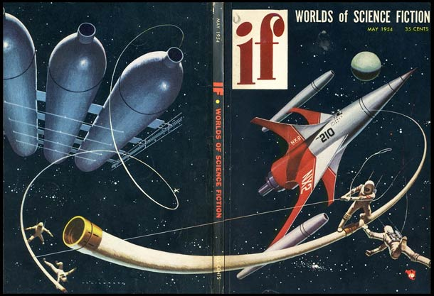 The Entire Run Of IF Magazine Is Now Available Online For Free