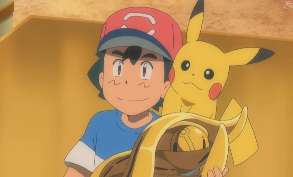 Ash Just Won A Pokémon League In The Anime