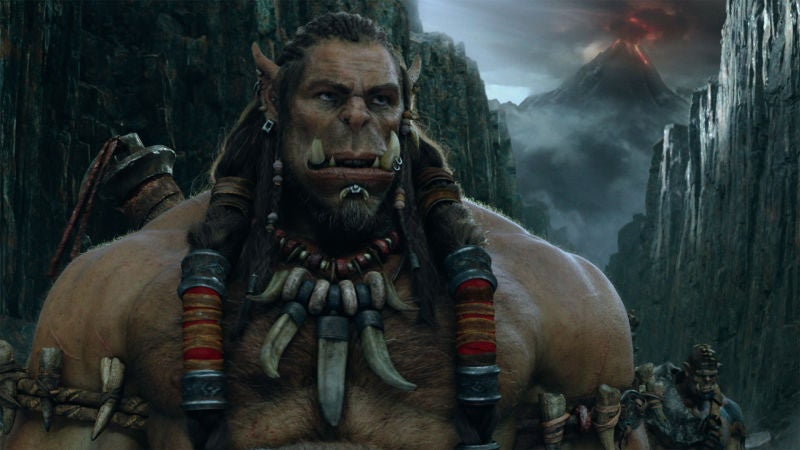 Not Even China Could Save TheWarcraft Movie