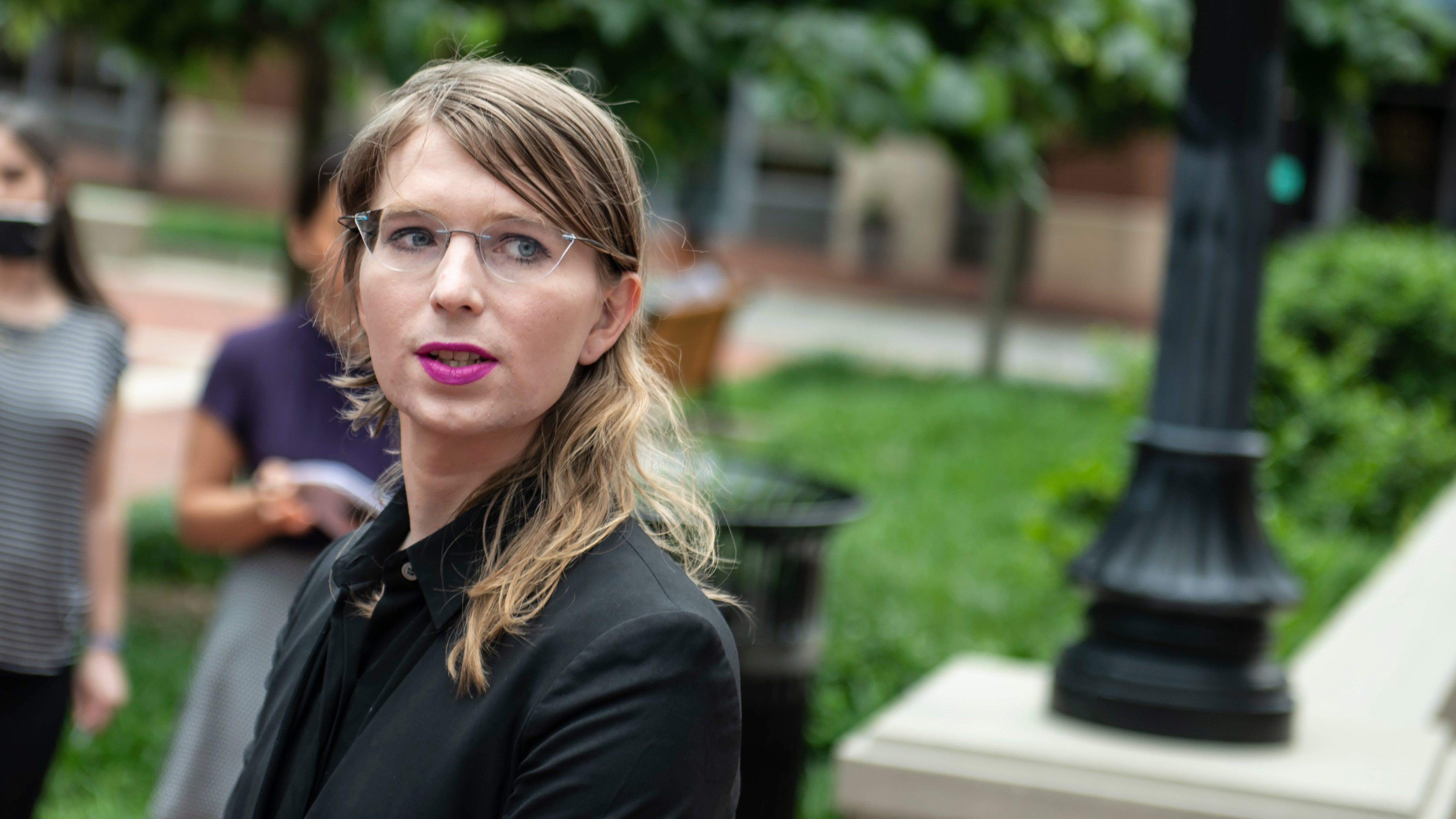 Chelsea Manning Attempted Suicide In Jail On Wednesday, Lawyers Say