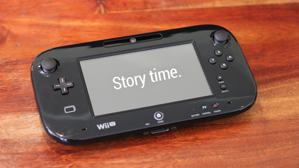 Share Your Wii U Stories
