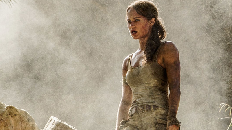 In The First Trailer For Tomb Raider, Tombs Are Definitely Raided