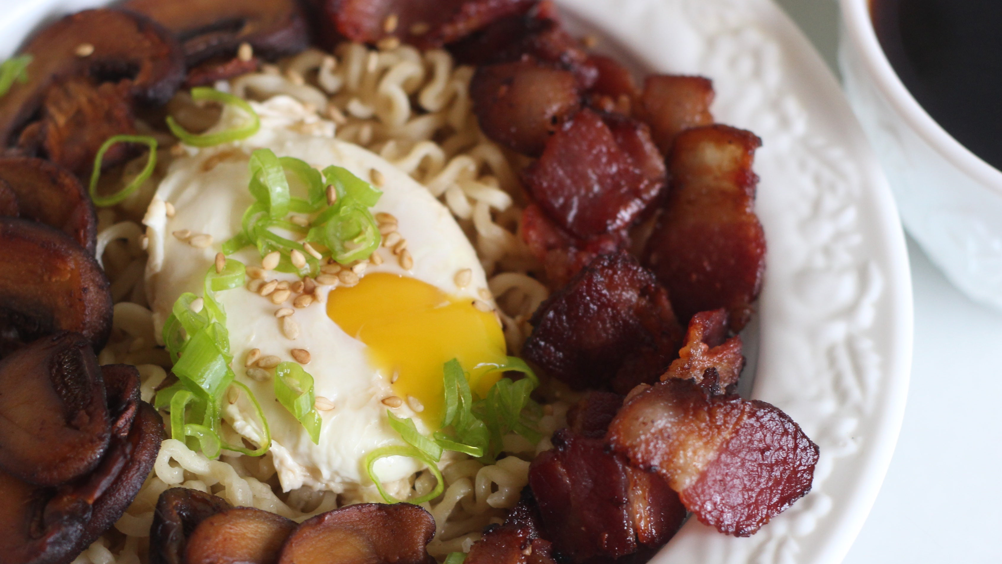 Turn Instant Noodles Into A Delicious Breakfast