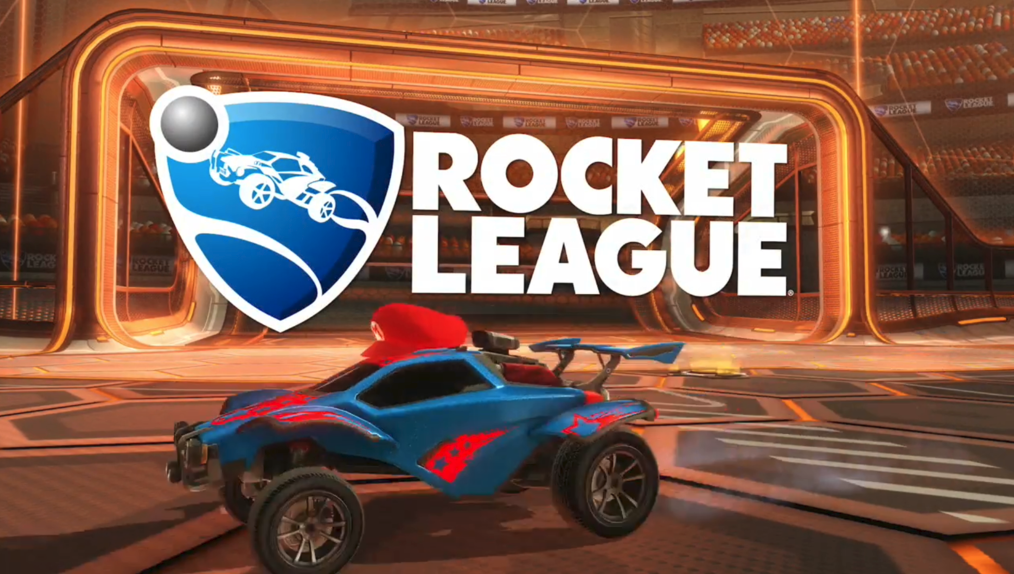 Rocket League Is Coming To Switch, Will Have Mario Hats