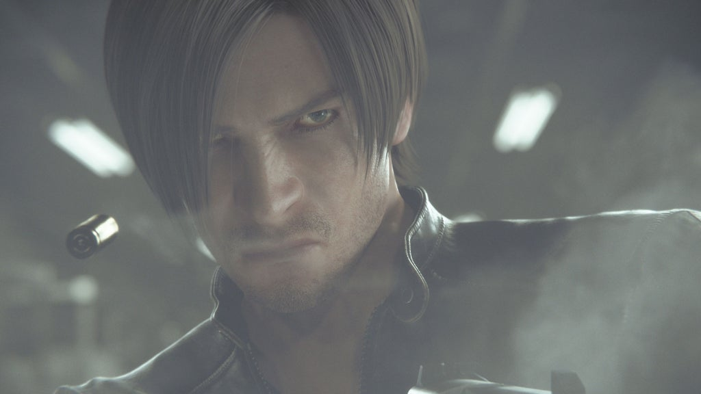 Resident Evil Is Getting A New Full-CG Animated Movie