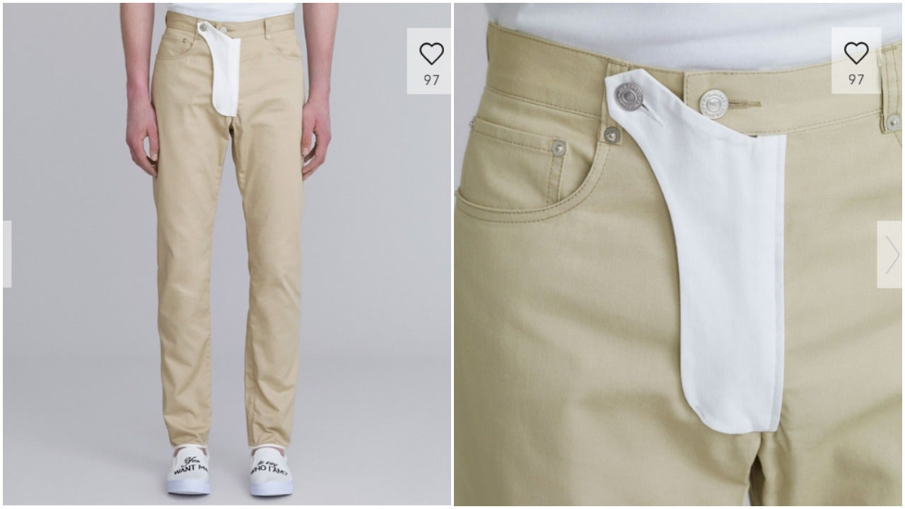 Japan Baffled By These Men's Pants